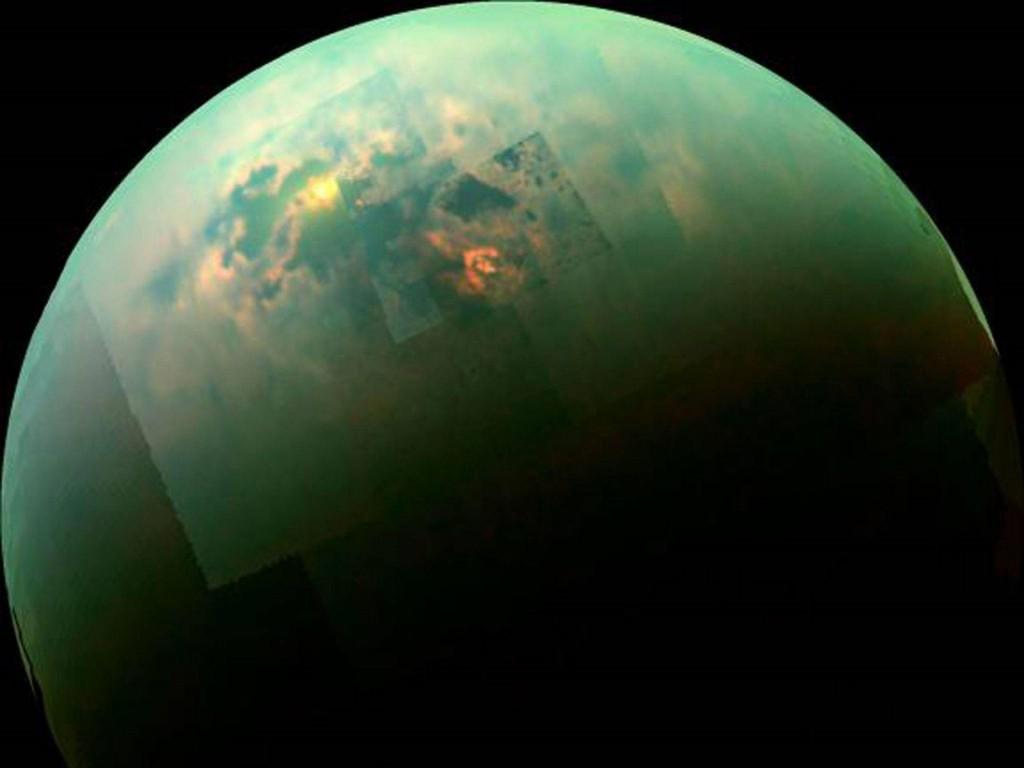 бульон Титана